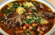 Шулюм из говядины — 6 рецептов сытного супа