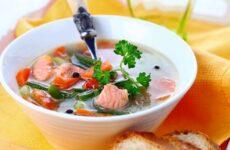 Суп из консервированной горбуши — 8 домашних рецептов