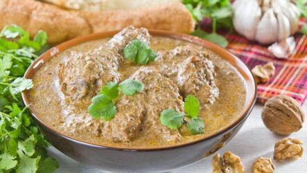 Ореховый соус Баже — 7 рецептов из Грузии