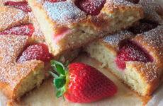 Клубничный пирог — 8 самых сладких рецептов
