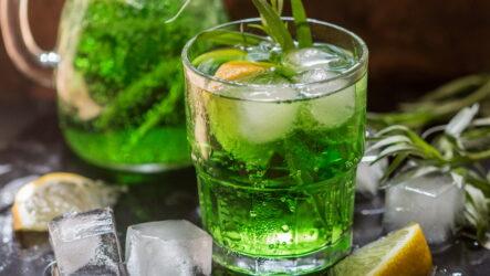 Лимонад Тархун в домашних условиях — 6 рецептов с эстрагоном
