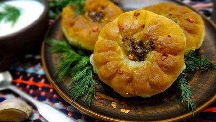 Перемячи — 6 рецептов жареных пирожков по-татарски