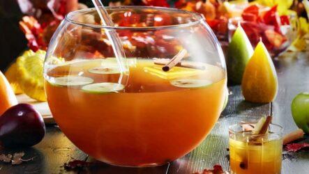 Алкогольный пунш — 7 рецептов для домашней вечеринки