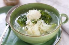 Суп из цветной капусты с брокколи — 7 овощных легких рецептов