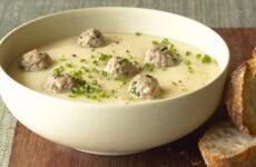 Сырный суп с фрикадельками — 7 отличных рецептов