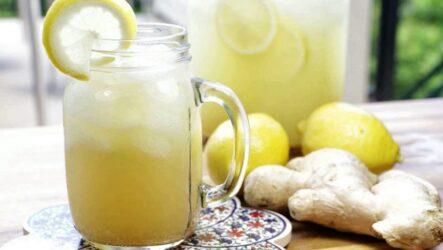 Имбирный лимонад — 7 рецептов для иммунитета