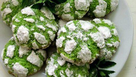 Мятное печенье — 7 рецептов ароматной выпечки