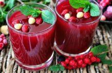 8 рецептов домашнего ягодного киселя