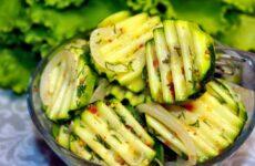 Хрустящие кабачки с чесноком — 7 рецептов оригинальной закуски