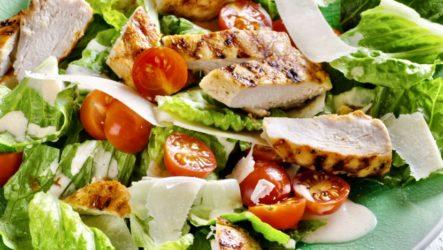 Диетический салат из куриной грудки — 8 пп-рецептов, чтобы похудеть