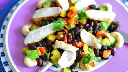 ПП-салат с фасолью — 7 рецептов, чтобы есть и худеть